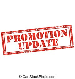 update-stamp, promotion