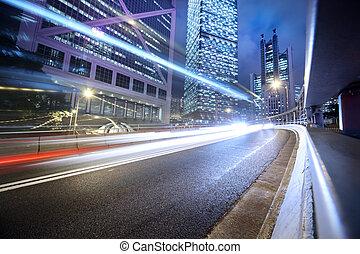 urbain, transport, fond