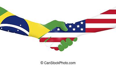 usa, -, business, international, brésil