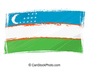 uzbekistan signalent, grunge
