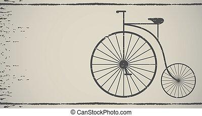 vélo, carte
