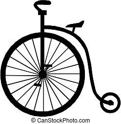 vélo, vieux