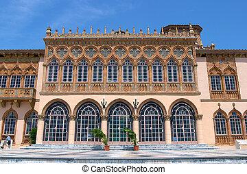 vénitien, palazzo