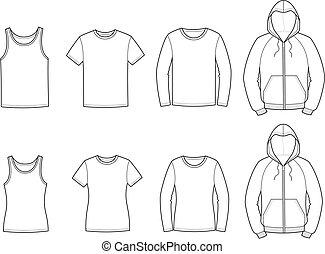 vêtements occasionnels