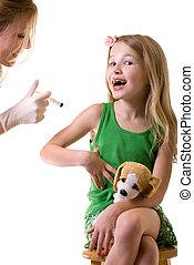 vacciné, obtenir