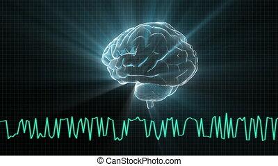 vague, cerveau