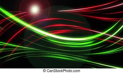 vague, lignes, résumé, courbe, tourbillon
