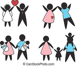 valeurs, famille