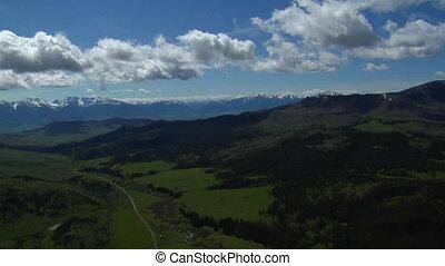 vallée, paradis, montana, livingston