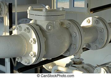 valve., chèque
