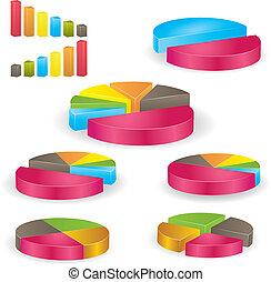 vecteur, graph., illustration affaires