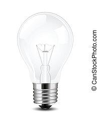 vecteur, lightbulb