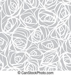 vecteur, pattern), (seamless, illustration.