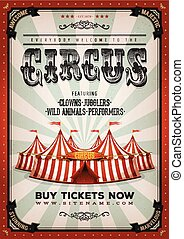 vendange, cirque, fond