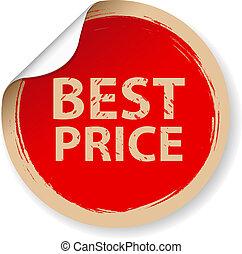 vendange, coût, mieux, étiquette