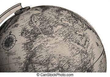 vendange, globe, 255