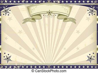 vendange, horizontal, bannière