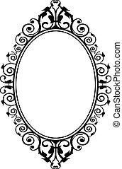 vendange, miroir
