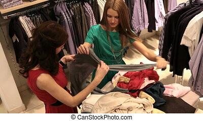 vente, vêtements