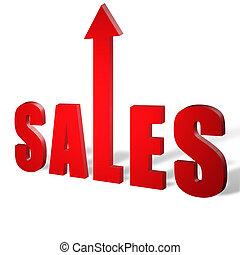 ventes, haut