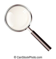 verre, magnifier