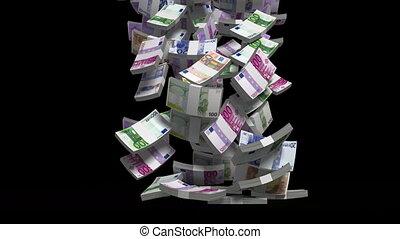 version), (euro, argent, confection