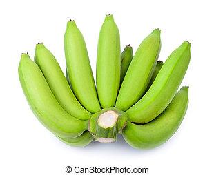 vert, banane