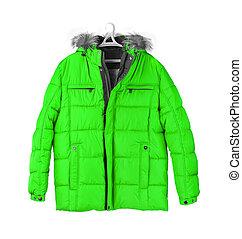 veste, hiver