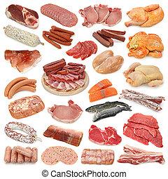 viande, collection