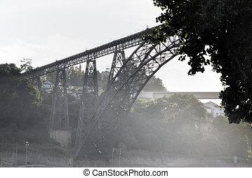 vieux pont, fer