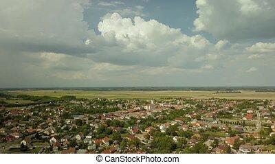 village, halaszi, hongrie
