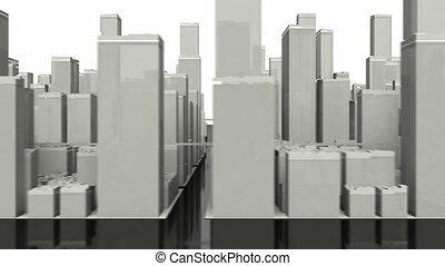 ville, concept