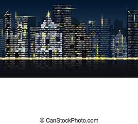 ville, numérique