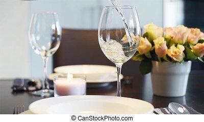 vin versant, lunettes