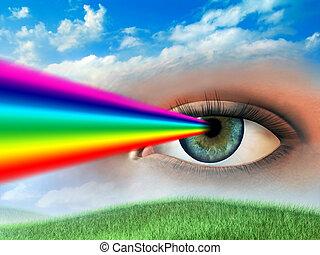 vision claire