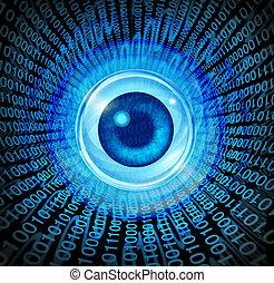 vision, numérique