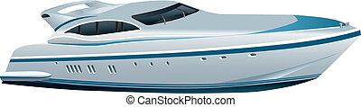 vitesse, yacht, luxe