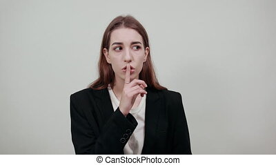 voicelessness, silence, calme, doigt, lèvres, shhh, geste, indice, demande
