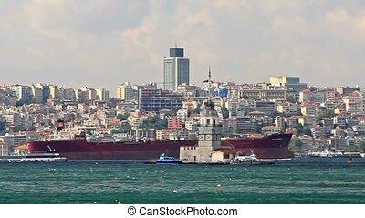voilier, istanbul, cargaison