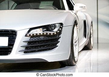 voiture allemande, sport, luxe