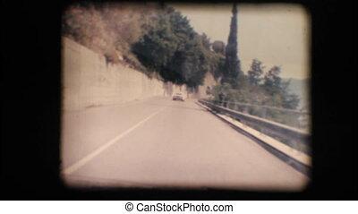 voiture, vendange, 8mm., appareil photo