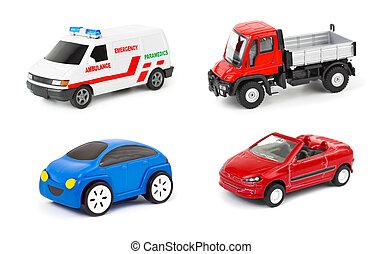 voitures, ensemble