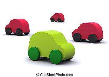 voitures, reussite
