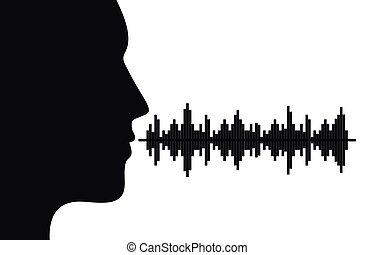 voix, son