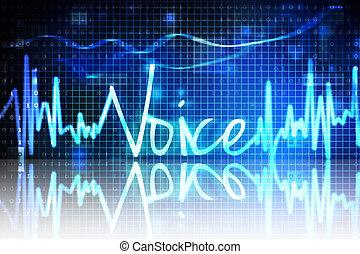 voix, vérification