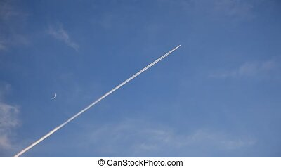 vol, avion