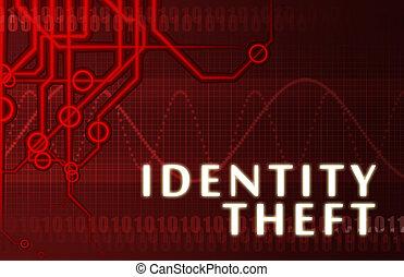 vol identité