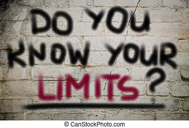 vous, concept, savoir, limites, ton