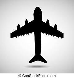 voyage, avion