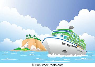 voyage, concept